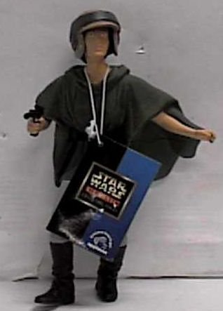 "Star Wars Classic Collector Series 8"" Princess Leia in Endor Gear Vinyl Doll"