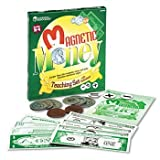 Learning Resources Magnetic Money Magnets,Money/Teaching (Pack Of4)