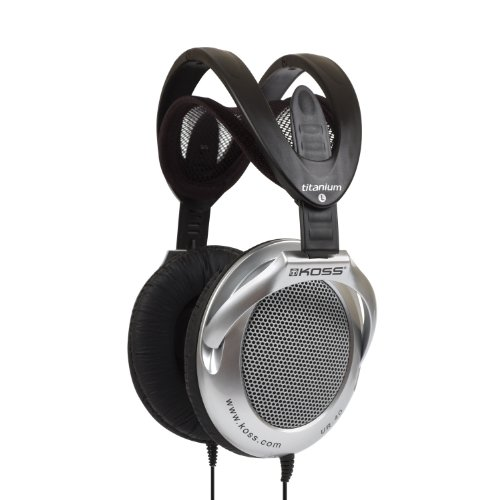 Koss UR40 Foldable Over Ear Headphones