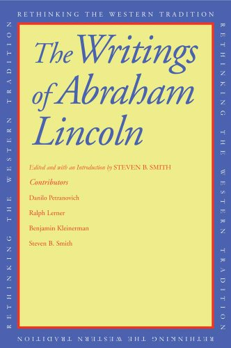 lincoln writings Lincoln joseph steffens (april 6, 1866 – august 9, 1936) was a new york reporter who launched a series of articles in mcclure's, called tweed days in st louis, that would later be published together in a book.