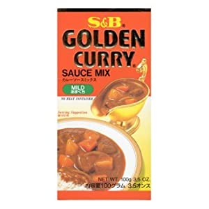 Japanese Curry Blocks