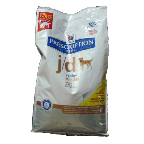 Hills J/D Reduced Calorie Canine Prescription Diet 12 Kg
