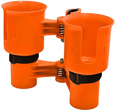 ROBOCUP 12 Colors, Best Cup Holder for Drinks, Fishing Rod/Pole, Boat, Beach Chair, Golf Cart, Wheelchair, Walker, Drum Sticks, Microphone Stand