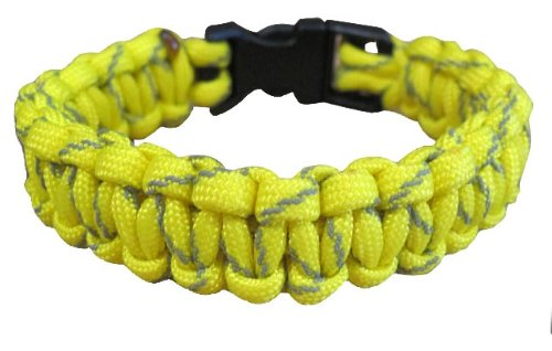 Reactor Tactical Gear Paratactical Survival Bands (Yellow (Reflective),Ch -7)