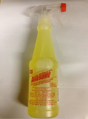 LA'S ALL PURPOSE CLEANER CONCENTRATED TOTALLY AWESOME 16 OZ