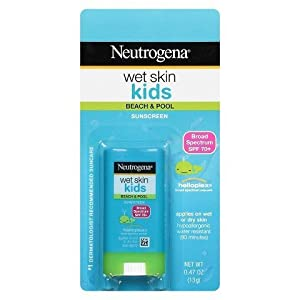 Neutrogena Wet Skin Kids Stick Sunscreen Broad Spectrum SPF 70 - 0.47 Oz TRG