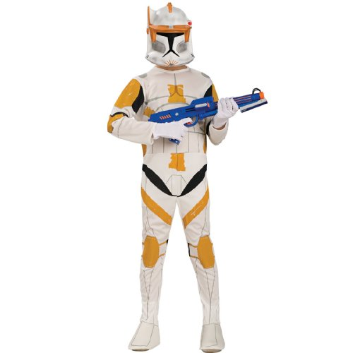 Clone Trooper Commander Cody Child Costume - Kid's Costumes