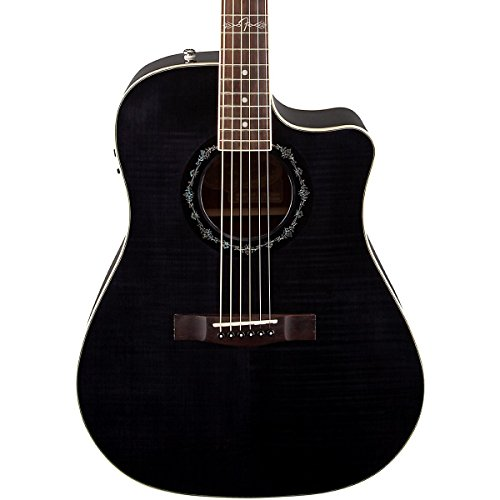 fender-t-bucket-300ce-cutaway-acoustic-electric-guitar-flamed-maple-top-mahogany-back-and-sides-fish