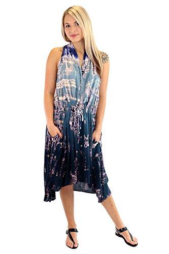 High Low Halter Dress (medium)