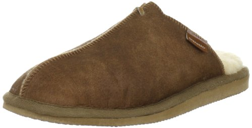 Shepherd HUGO 1201, Pantofole uomo, Marrone (Braun (Antique/cognac 52)), 44