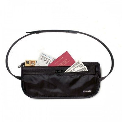 Pacsafe Luggage Coversafe 100 Travel Waist Wallet