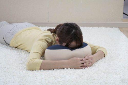 王様のうたた寝枕 ネイビー