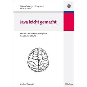 eBook Cover für  Java leicht gemacht Eine verst auml ndliche Einf uuml hrung in die Programmiersprache