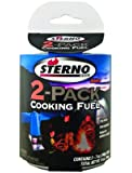 Sterno 7-Ounce Outdoor Cooking Fuel, 2-Pack