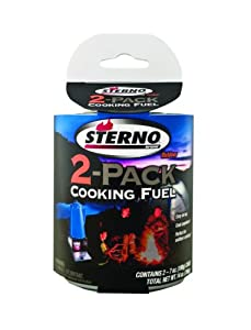 Sterno 7-Ounce Outdoor Cooking Fuel, 2-Pack at Sears.com