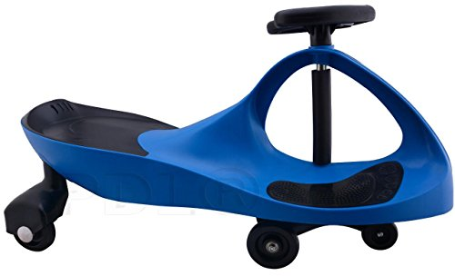flicker-swing-car-ride-on-swivel-scooter-toy-kids-wiggle-gyro-twist-go-gift-blue