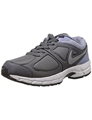 Nike Men's Air Profusion Grey and White Mesh Running Shoes