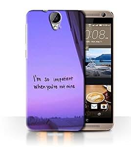 PrintFunny Designer Printed Case For HTC Desire E9+