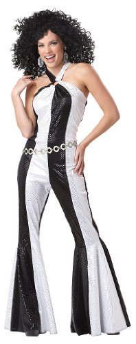 Disco Dancing Queen Adult Costume