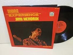 "JIMI HENDRIX More ""Experience"" Volume 2 LP LDM 30148 VG+ Gatefold French Press"