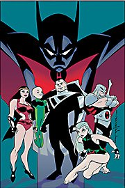 DC Comics Presents Batman Beyond 100 Page Spectacular by Hilary Bader