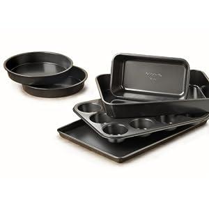 Simply Calphalon Nonstick 6-Piece Bakeware Set