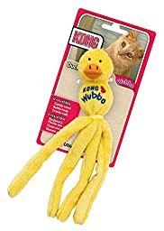 KONG Cat Wubba Cat Toy, Duck