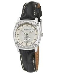 Accutron Men's 26R39 Pemberton Diamond Mother of Pearl Watch