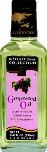 International Collection Grapeseed Oil 8.45 Fl. Oz (Pack of 2)
