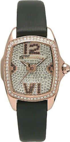 Global Watch Industries CT7930LS/35 - Orologio da polso da donna, cinturino in pelle