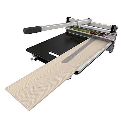 Bullet Tools 20 In Ez Shear Siding Cutter With Blade For Hardie Plank Vinyl Siding Fiber