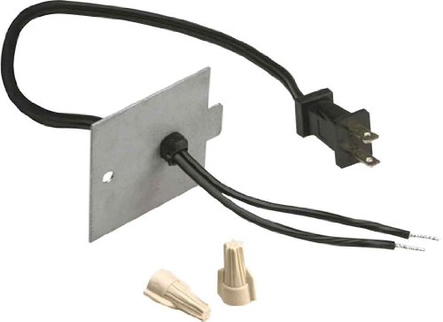 Dimplex Bfpluge Plug Kit For Built-In Fireplace Inserts