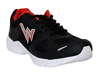 Adventurzz Addoxy Spider-10 Men Black Sport Shoes