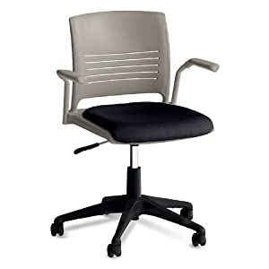 Ki Furniture Strive Task Chair With Arms And