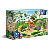 Jungle Junction Deluxe Jungle Playset.