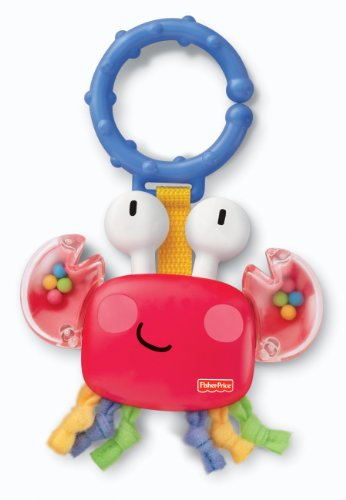 Fisher Price Discover n Grow Clacker, Crab