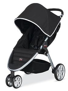 Britax 2014 B-Agile Stroller, Black