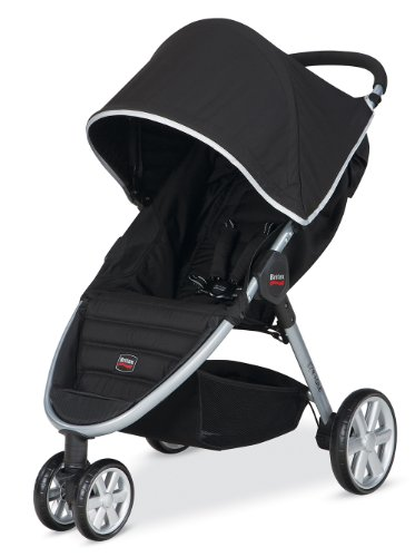 Best Prices! Britax 2014 B-Agile Stroller, Black