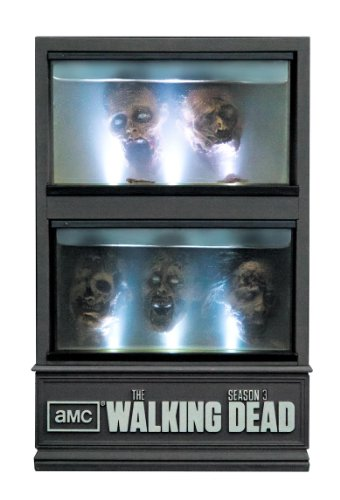Blu-ray : The Walking Dead: The Complete Third Season (Limited Edition, Oversize Item Split, 5 Disc)