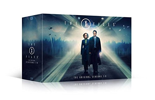 The X Files: Complete Seasons 1-9 [Blu-ray]