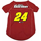 NASCAR Jeff Gordon Pet Jersey with Patch, Team Color, Large