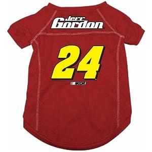 Jeff Gordon Race Day Dog Jersey by DoggieNation