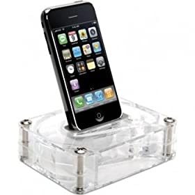 Griffin AirCurve Acoustic Amplifier for iPhone (Clear)
