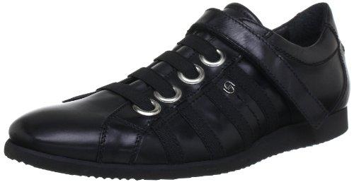 Byblos NOGARO Trainers Mens Black Schwarz (NERO) Size: 39