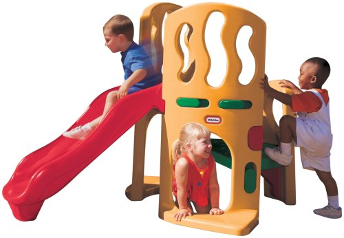 Little Tikes Hide & Slide Climber - Sunshine. (Hide And Slide Climber compare prices)