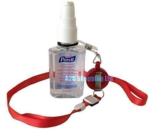 1-x-purell-hygenic-hand-sanitizer-gel-rub-60ml-personal-pump-bottle