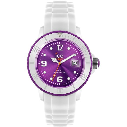 Ice-Watch Sili Weiss Violett small