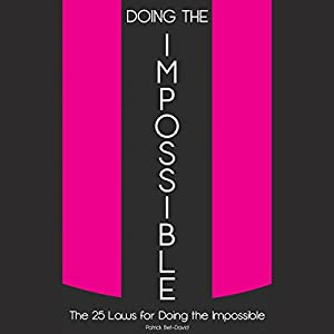 Doing The Impossible Audiobook