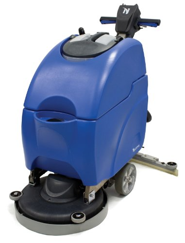 """Nacecare Ttb4550T Battery Automatic Scrubber With 20"""" Pad, 150 Rpm, 11 Gallon Capacity, 0.5Hp, 2-3 Hrs Run Time front-332443"""