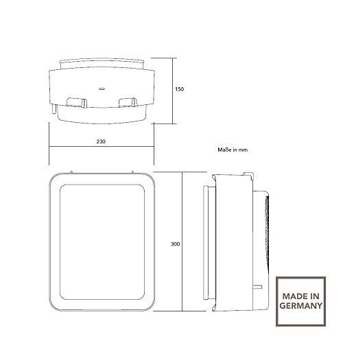 AEG-calefactor